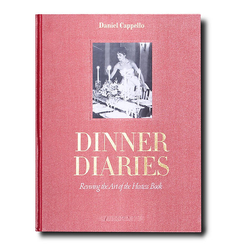 """Dinner Diaries"" by Daniel Cappello"