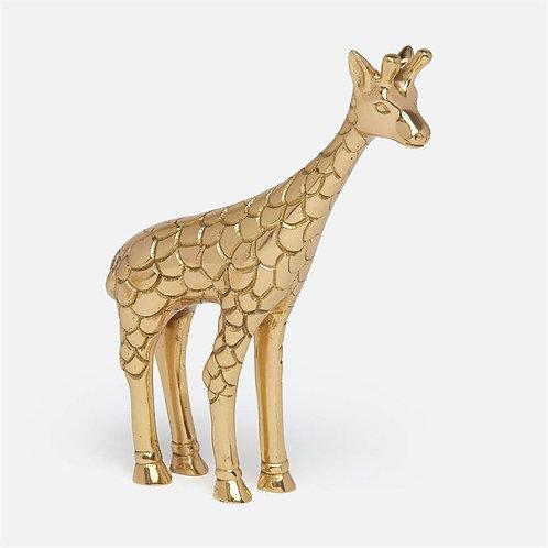 """Made Goods """"Jennifer"""" giraffe statuette"""