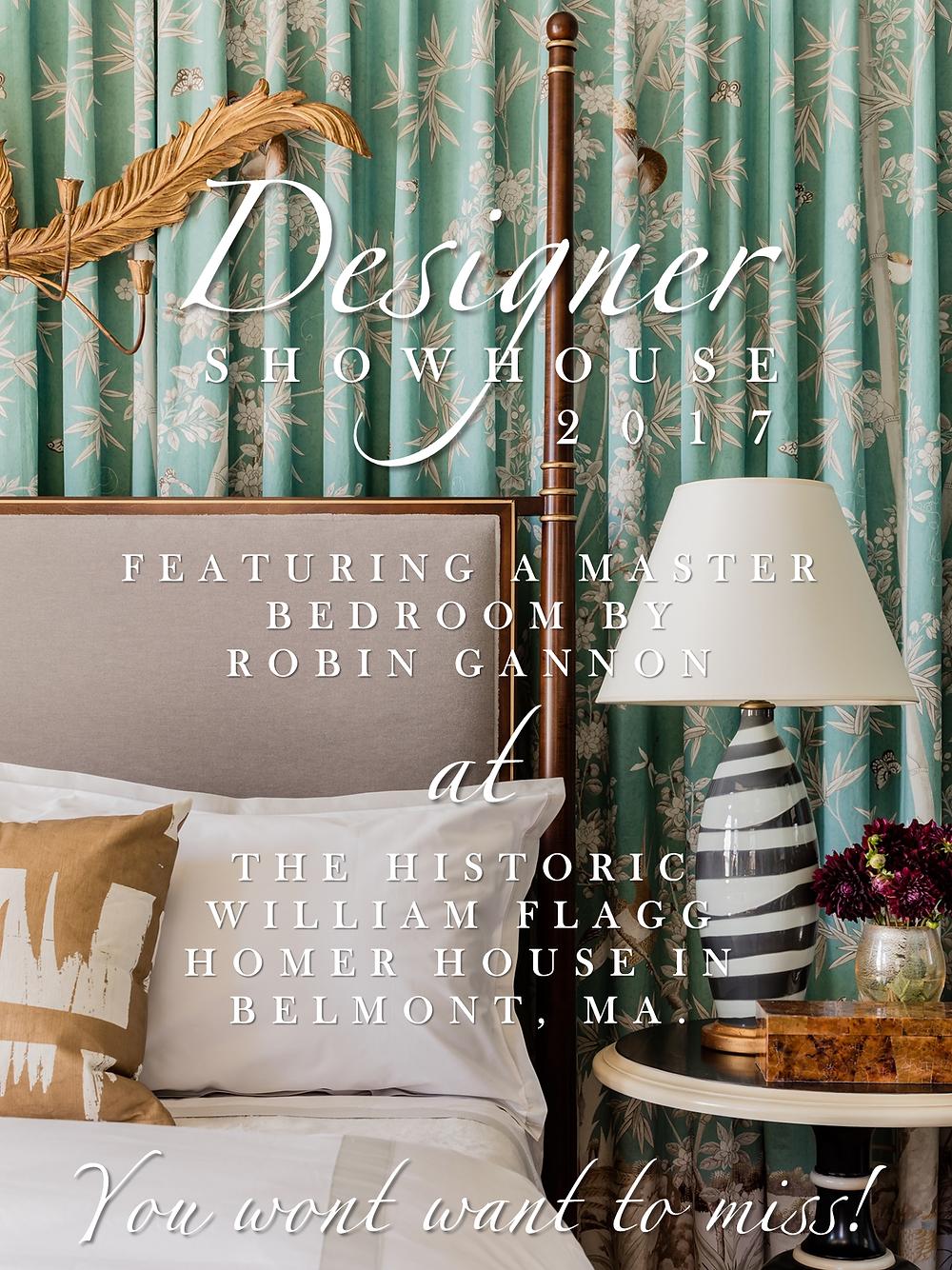 design, designer, show house, master, bedroom