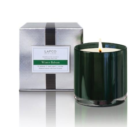 LAFCO Ltd. Ed. Winter Balsam Candle