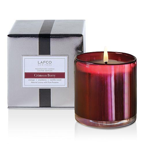 LAFCO Ltd. Ed. Crimson Berry Candle