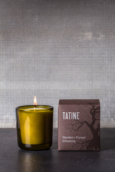 Garden and Forest Infusion candles from Tatine help bring the outside indoors - get yours at Robin Gannon Interiors & Home!