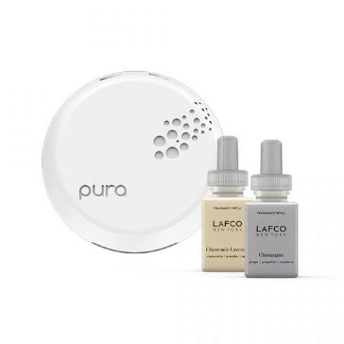LAFCO Pura Smart Diffuser Set