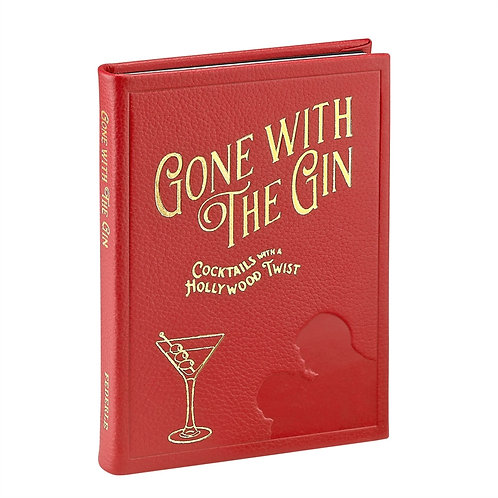 Gone With The Gin (leather-bound)