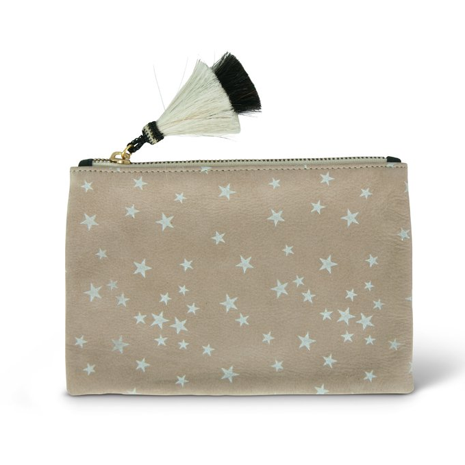 Kempton & Co. Summer Star Pouch