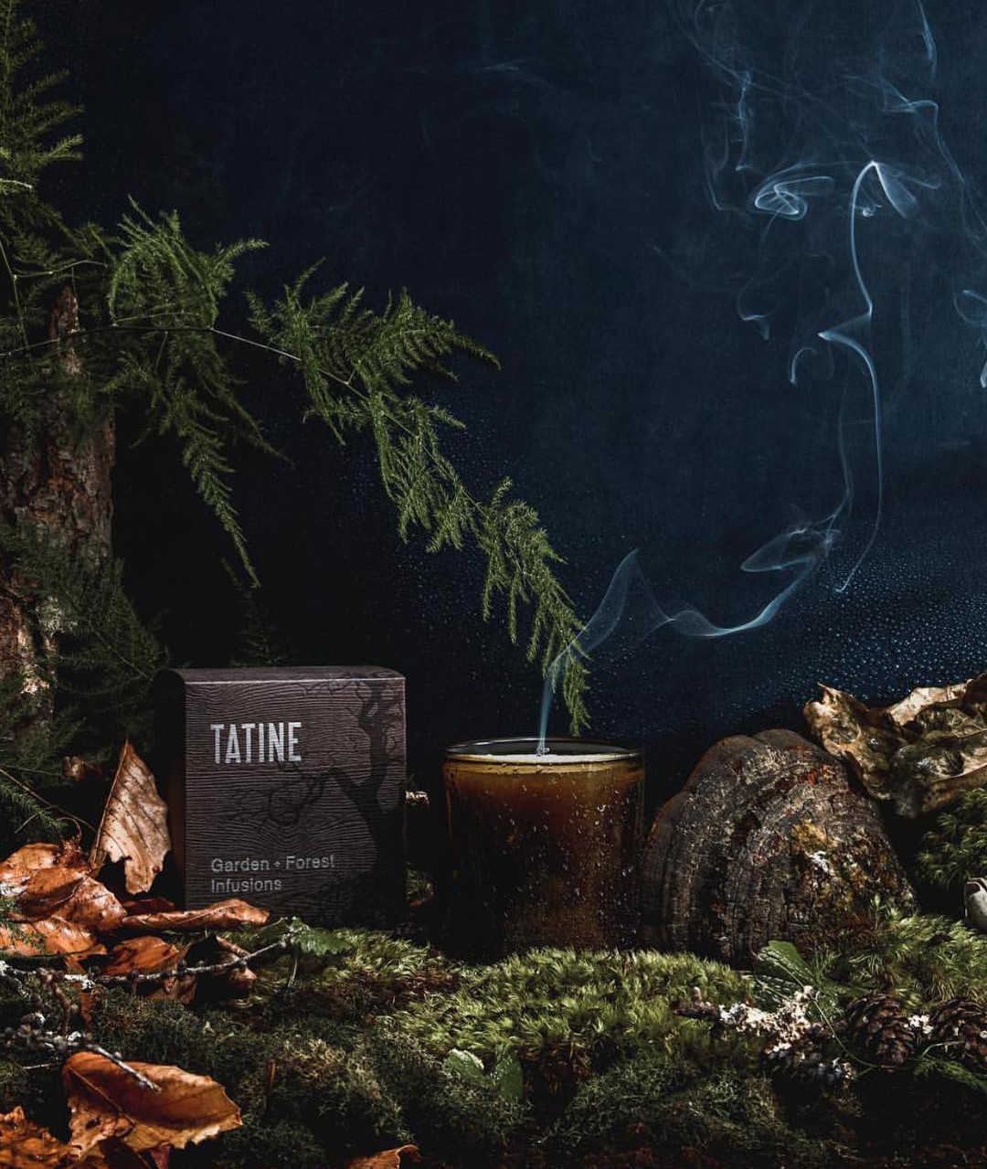 "Tatine ""Garden + Forest Infusions"""