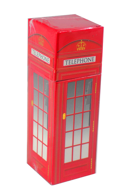 The Joy Of Light Phonebooth Matchbox - Small