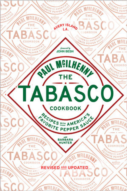 The Tabasco Cookbook by Paul McIlhenny