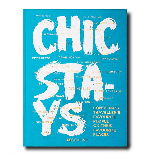 """Chic Stays"" by Condé Nast"