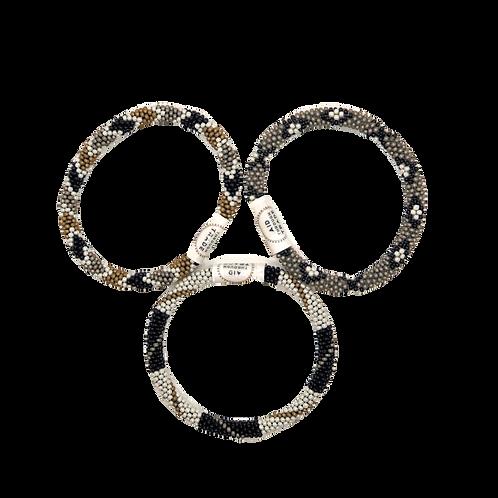 Aid Through Trade Roll On Bracelet Set (Multi)