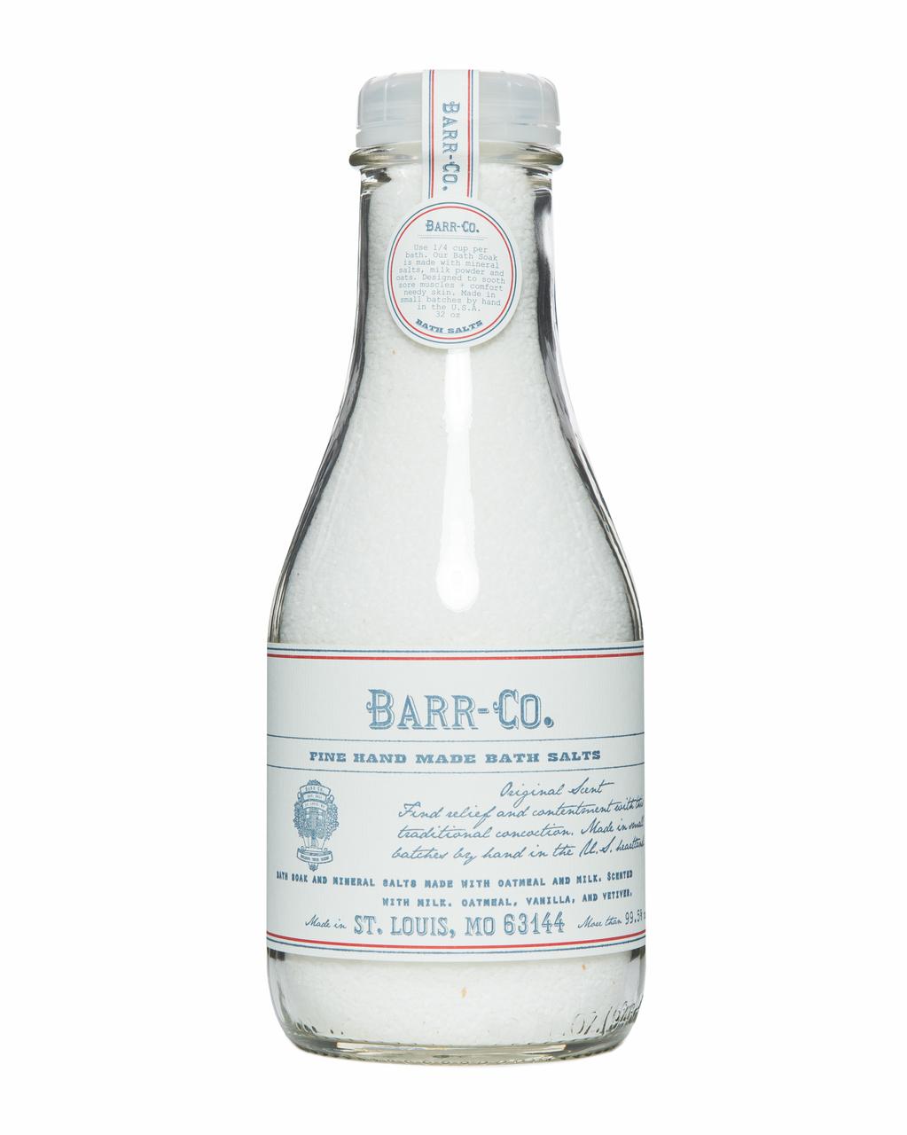Barr-Co. Bath Soak