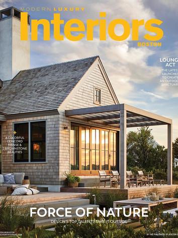 Modern Luxury Interiors Boston - May 2020