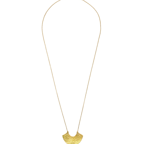 Purpose Jewelry Rosa Necklace (Brass)