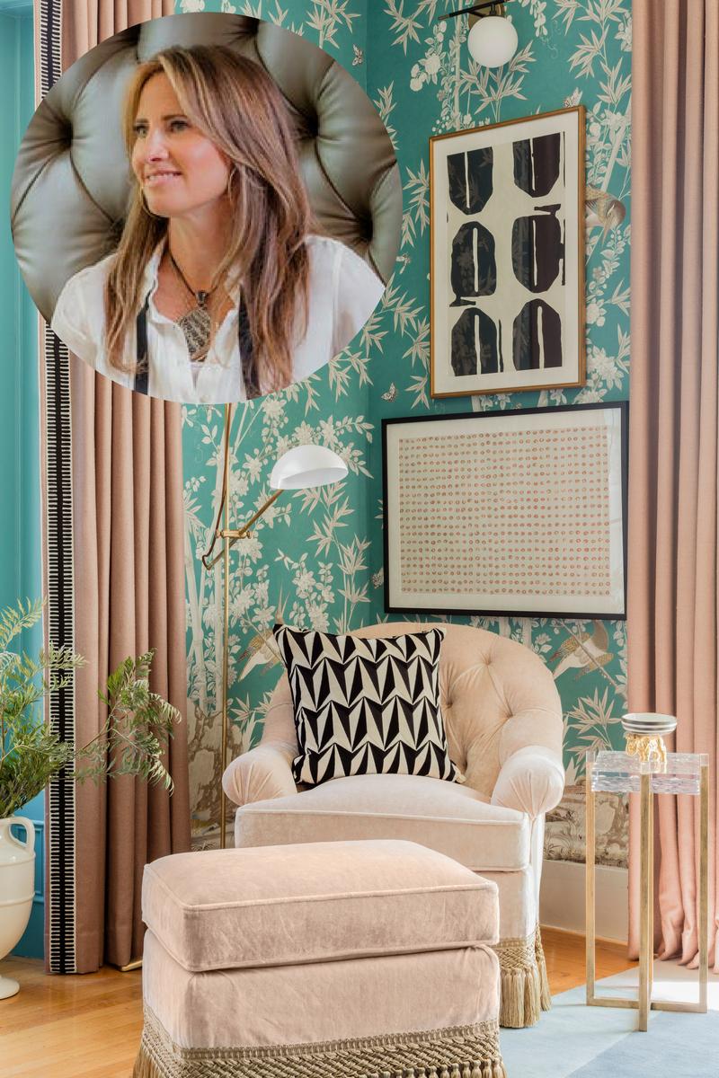 Robin Gannon Designer Showhouse Chairish