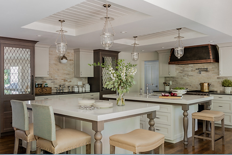This Old House kitchen designed by Robin Gannon Interiors
