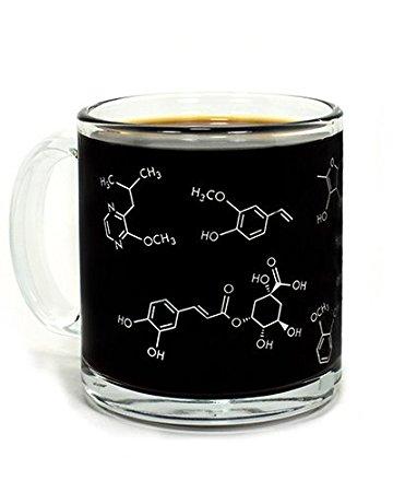"""The Chemistry Of Coffee"" mug"