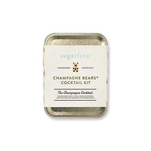 Sugarfina Champagne Bears Cocktail Kit
