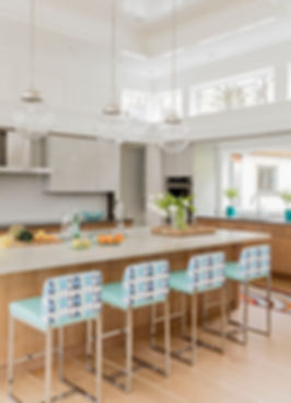 Cape Cod modern kitchen designed by Robin G