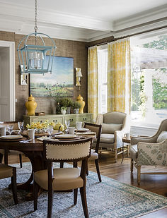 Eat In Kitchen Designed by Robin Gannon
