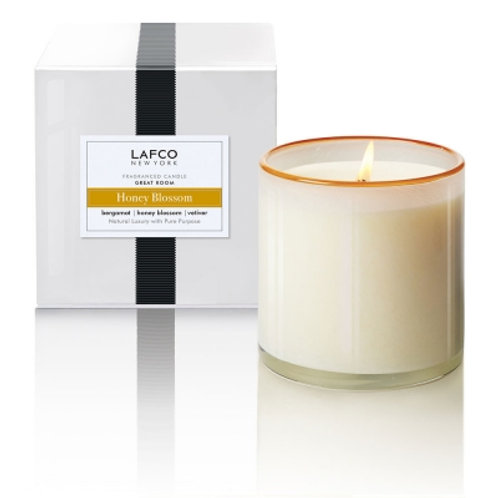 """LAFCO """"Great Room"""" Honey Blossom Candle"""