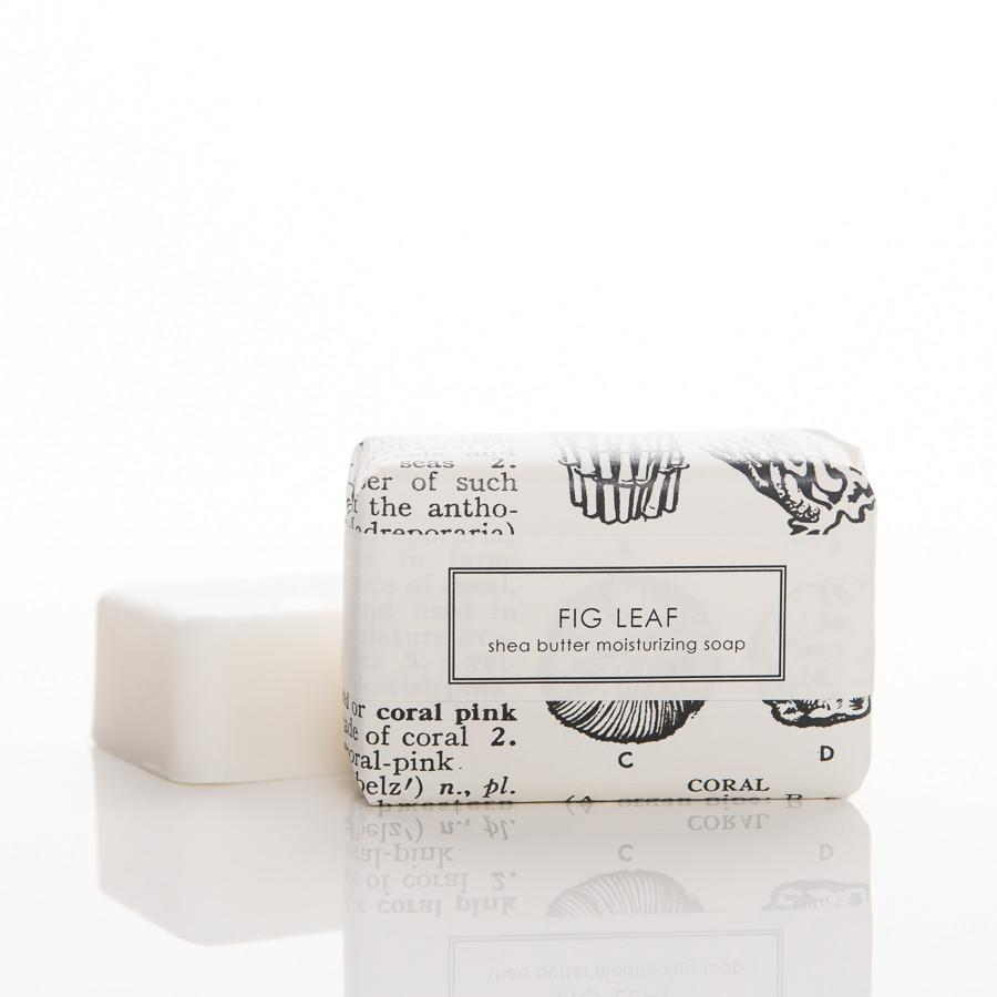 Formulary 55 Fig Leaf Shea Butter Bath Bar