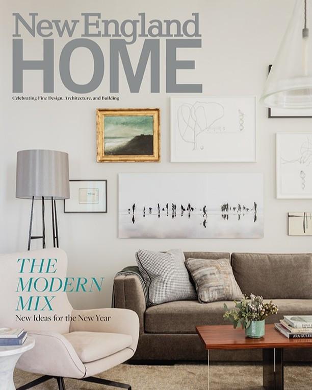 New England Home - January/February 2020