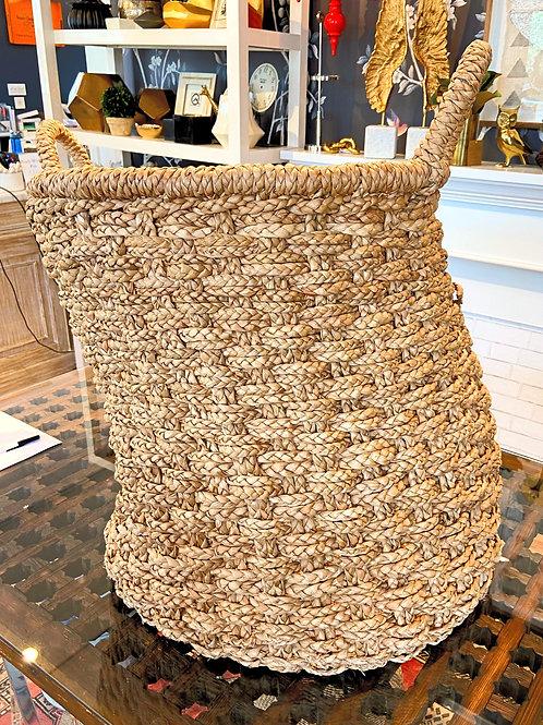 "Made Goods ""Santana"" braided seagrass basket"
