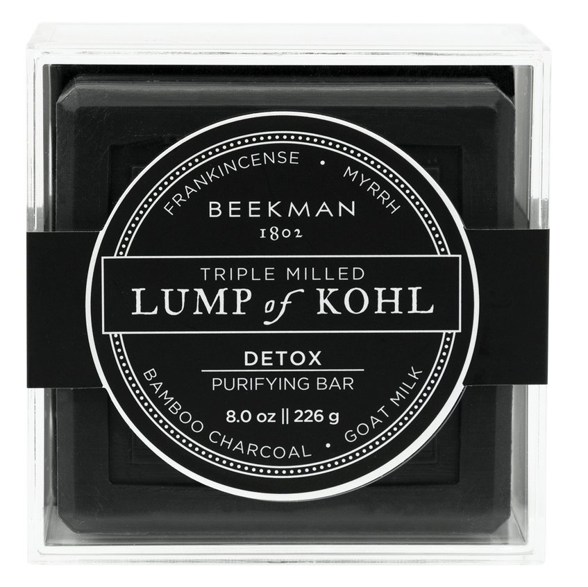 Beekman 1802 Lump of Kohl Purifying Bar
