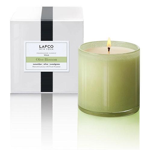 """LAFCO """"Villa"""" Olive Blossom Candle"""