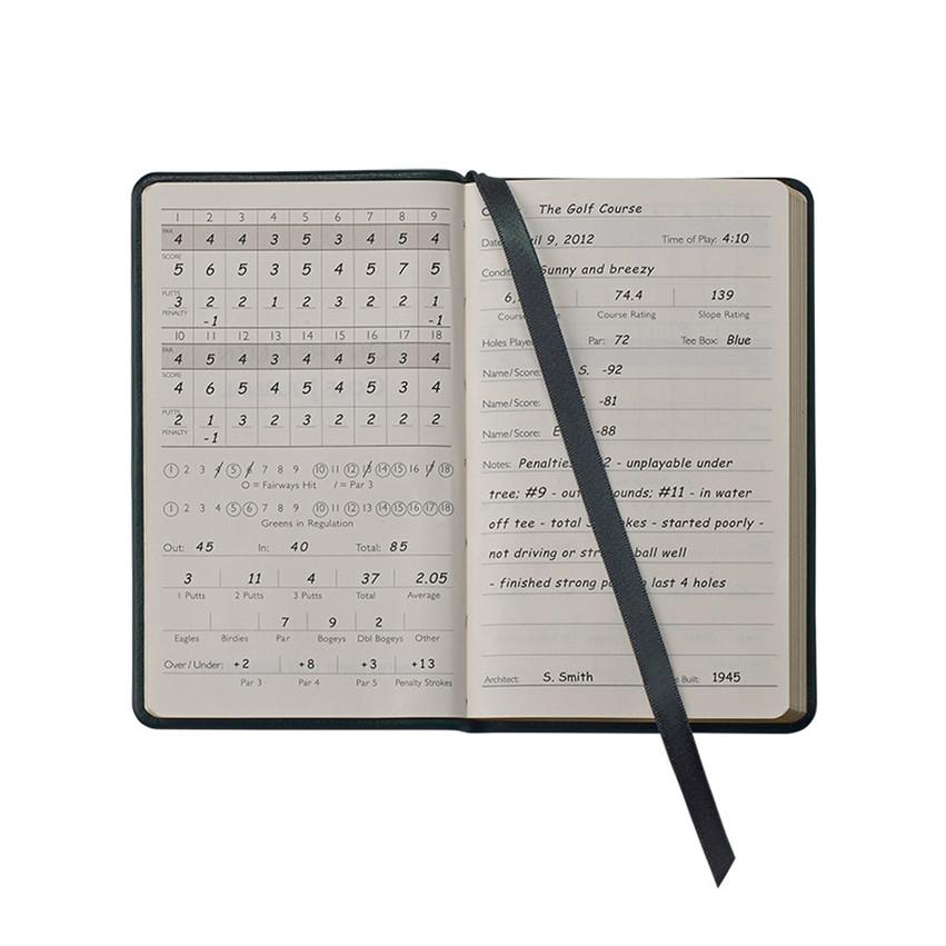 USGA On The Green notebook
