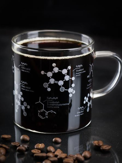 "Cognitive Surplus ""Chemistry Of Coffee"" Mug"