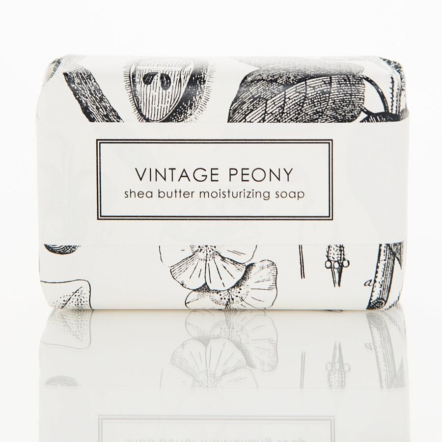 Formulary 55 Vintage Peony Shea Butter Bath Bar