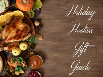 2018 Holiday Hostess Gift Guide