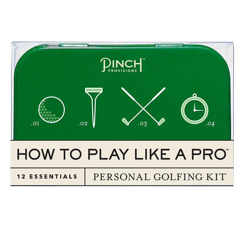 How To Play Like a Pro golfing kit