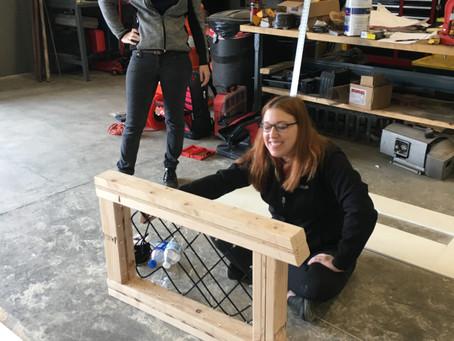 LaBella Contributes to AIA Rochester's Centennial Installation