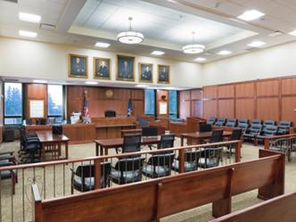 Techno(law)gically Advanced:  Cattaraugus County Courthouse