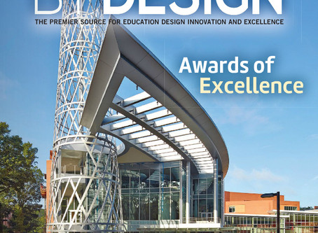 Two LaBella Projects Featured in Learning By Design's Awards of Excellence