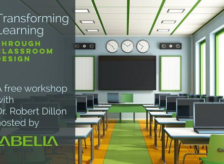 LaBella's Free K-12 Seminar Series Hosts Dr. Robert Dillon, Educator & Author, on October 26