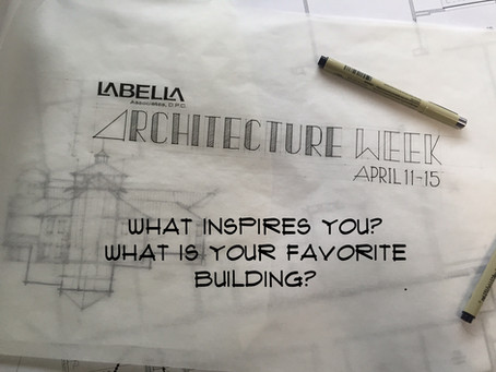 Architecture Week: What Inspires You?