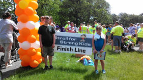 Stroll for Strong Kids