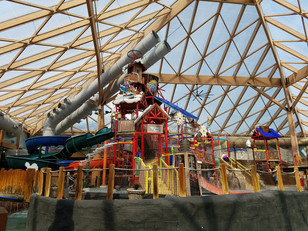 LaBella's HVAC Designers Keep Massanutten Indoor Water Park Balmy