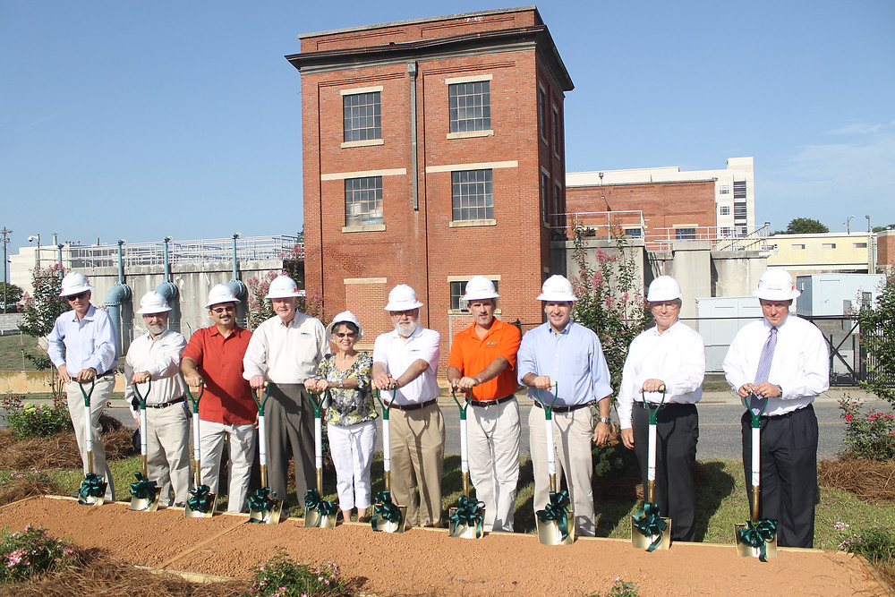 Gastonia Ground Breaking