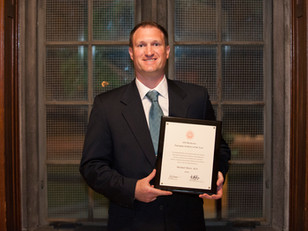 Congratulations to Michael Short, Emerging Architect of the Year