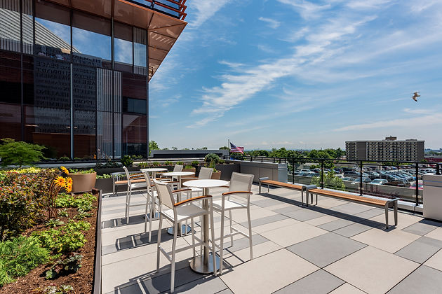 Roswell Recycling Center >> A Rooftop Park For Roswell Park Labella Associates United States