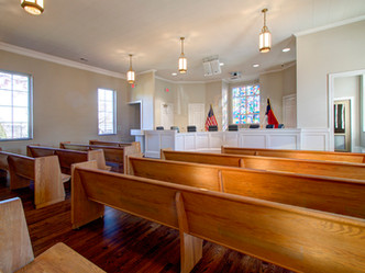 Gather Us In: Former Church is New Home for McAdenville Town Hall