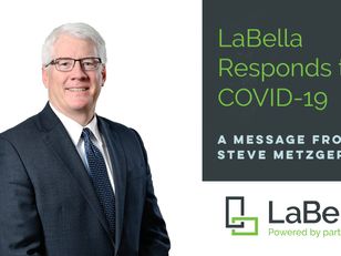 LaBella's Response to COVID-19: A Message from Our CEO