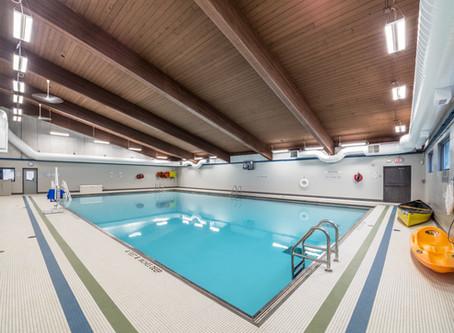 BOCES's Creekside Program Gets Poolside Accessibility