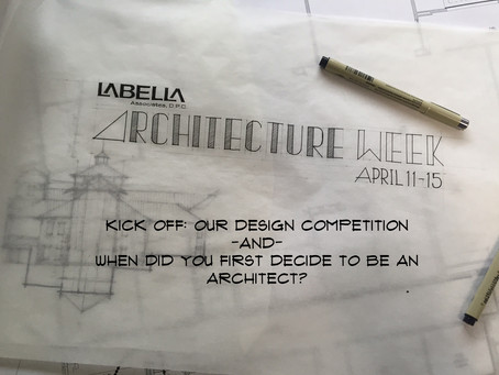 Kicking Off Architecture Week