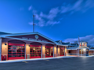 West Webster's Station #1 is First Rate for First Responders