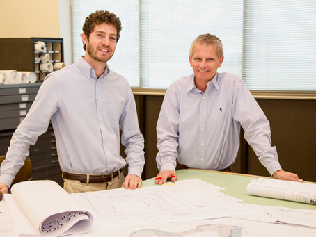 Engineers Week:  Meet Michael and Larry, Waste and Recycling Engineers from Our New Richmond office!